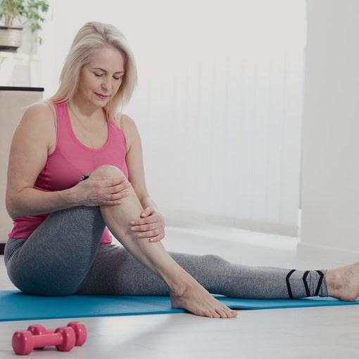 Симптомы истощения суставов